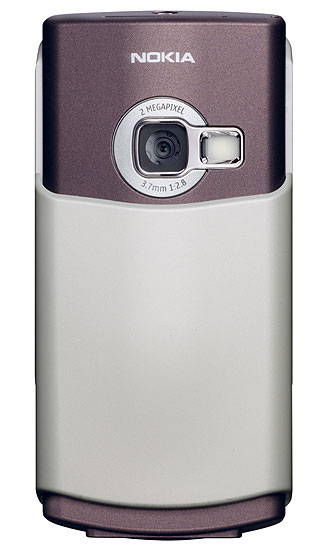 Nokia N70 3g smartphone vga digital camera phone