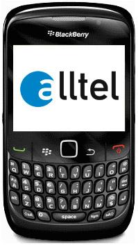 alltel blackberry curve 8530