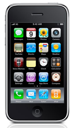 apple iphone 3gs hacked