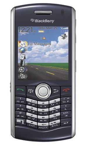 blackberry pearl 8130 verizon