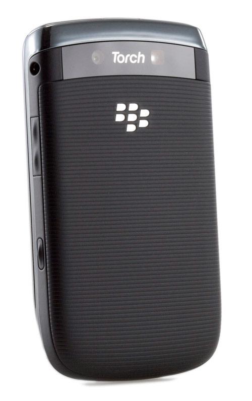 blackberry torch 9800 back