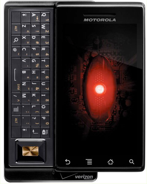 motorola droid verizon open