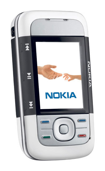 nokia 5300 closed