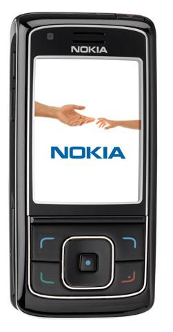nokia 6288 front closed