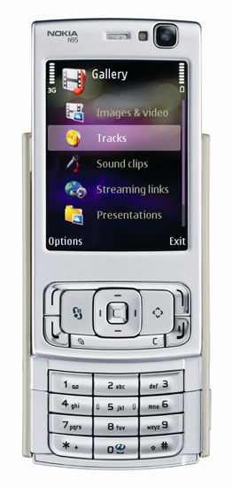 nokia n95 slide2 nseries