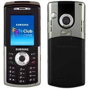 samsung i300x 4gb hard smartphone with megapixel camera