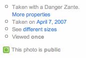 sidekick danger zante