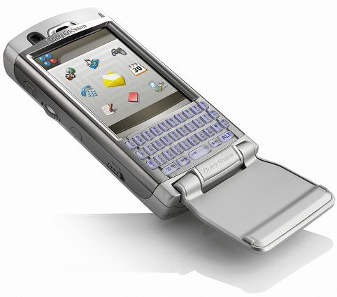 sony ericsson p990 open wi-fi enabled smartphone