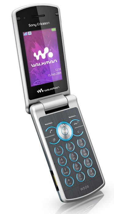 sony ericsson w508 open