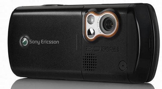 sony ericsson w900i camera
