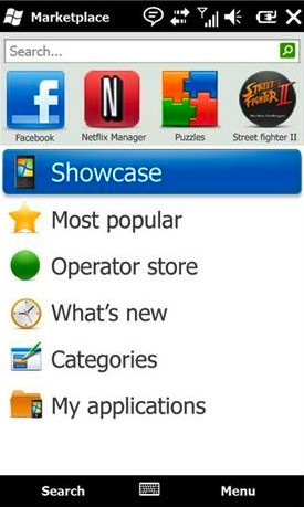 windows marketplace windows mobile 6.5