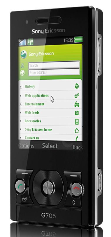 Sony Ericsson G705