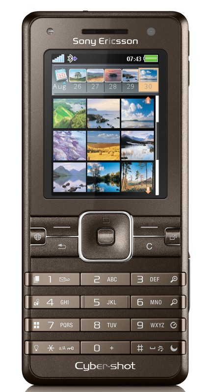 Sony Ericsson K770