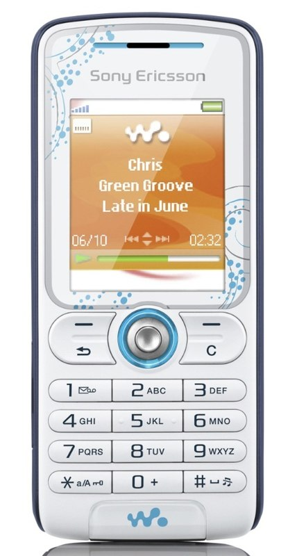 Sony Ericsson W200
